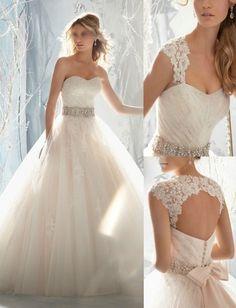 2015Ballkleider Abendkleid Hochzeitskleid Brautkleider 32 34 36 38 40 42 44 +-、,