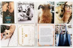 Project Life: September Pages | the single girl's scrapbook