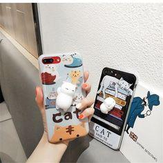 Phone Case For Samsung Galaxy S6/6Edge/S7/S7Edge/S8/S8/Plus #samsung #galaxy #s6 #s7 #s8 #phonecase #cat #squishycat