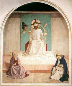 Risultati immagini per la burla de cristo fra angelico san marco