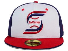 Sultanes de Monterrey 2016 LMB Retro Collection 59FIFTY Cap Hats 5f2e4989634a