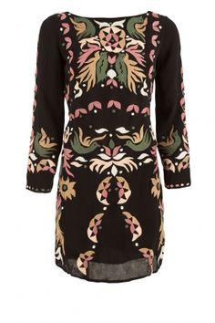 MODERN BOHÈME Antik Batik | Dress Arom http://www.littlesoho.com/dress-arom-black-p-26541.html