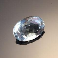 Nice American Aquamarine Gemstone (1.2 ct) | Buy Gems Online, Affordable Gemstones, Loose Gemstones, Jewelry