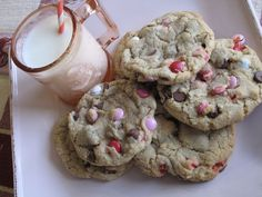 Big fat chewy cookies