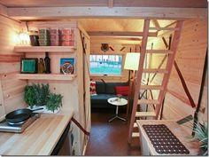 HGTV Design Star tiny house