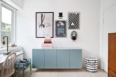 It is so wonderful to get inspiration for kids rooms. They are all so cute and cozy that I sometimes do not know what style I now like the most. Is it Scandinavian? Retro? Super colorful? Black and…