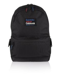 A simple, staple rucksack with padded back and straps, large main compartment, two side pockets, zipped outer pocket and two small inner pockets. 22 litre approximate capacity. Perfect addition to your #FestivalStyle essentials