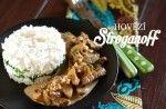 Hovězí Stroganov krok za krokem Meat, Chicken, Beef, Cubs