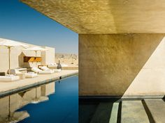 Located in the Canyon Point Campground in the south of Utah, the Amangiri Resort and Spa was designed by the three well-established architectsMarwan Al-Sayed, Wendell Burnette and Rick Joy. Opend …