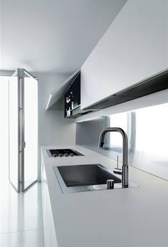 corian white built in sink google search ideas for the. Black Bedroom Furniture Sets. Home Design Ideas