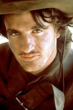 Dermot Mulroney from Young Guns.I was also in love with Dirty Steve.yeah I don't care what u say I still think he's hot! Alexandria, Catherine Keener, Virginia, Dermot Mulroney, Billy The Kids, Cowboy Up, Young Guns, Karl Urban, Western Movies