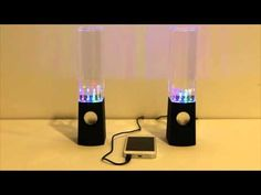 LED Water Show Speakers