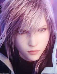 Lightning is gorgeous. <3
