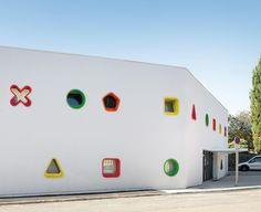 Childcare Center Big Toy Box A+ Architecture 2