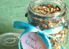 Homemade Granola for Gifting