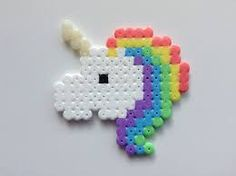 Perler Bead Unicorn