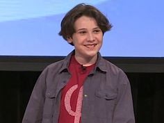 This is Jacob Barnett. He is 14 has a higher IQ than Albert Einstein, is receiving a P.H.D in quantum physics and he has autism. The future is looking Bright!