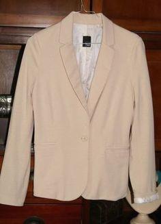 veste couleur nude chair T36