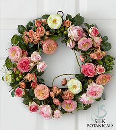 Jane Seymour Silk Botanicals