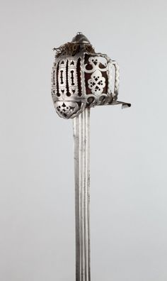 Scottish Basket-Hilted Broadsword, c. 1780