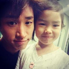 8 Adorable Photos Of Baby Haru With Her Father Tablo | Koreaboo — breaking k-pop news, photos, and videos