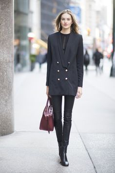 Pin for Later: 14 Styling-Tipps für Leggings