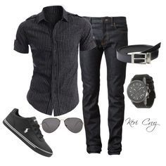 """Going Out"" by keri-cruz on Polyvore"