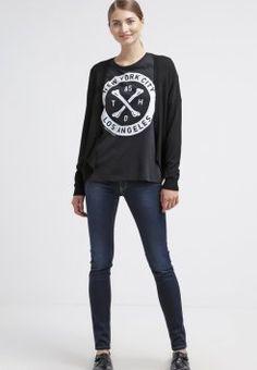 Hilfiger Denim - TAMARA - T-shirts print - grey