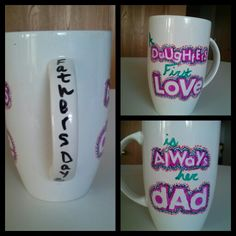 A daughters first love is always her dad