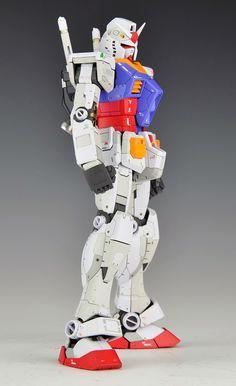 MG 1/100 RX-78-2 Gundam Ver. 3.0 - Painted Build