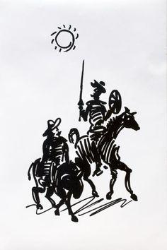 Don Quijote [Wilson Pastén Carvajal]