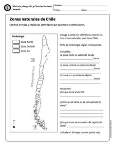 Visit the post for more. Teaching Spanish, Social Science, Worksheets, Montessori, Printables, Face, Socialism, Activities, Maps
