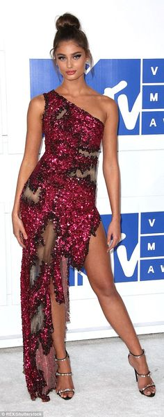 Taylor Hill - MTV VMA 2016