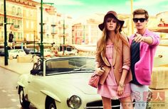 Suesmith | Latest Fashion Online: St. Tropez 2012 Ochirly Early Spring Series