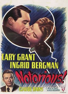 notorious 1946 | Notorious (1946)