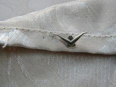 Vintage Silver EAGLE Bird Tie Tack | RosesHeirlooms - Jewelry on ArtFire