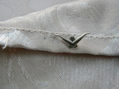 Vintage Silver EAGLE Bird Tie Tack   RosesHeirlooms - Jewelry on ArtFire