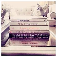 Perfect coffee table books