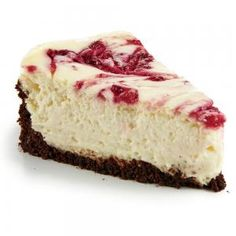 Use Greek yogurt Cranberry Swirl Cheesecake - Save Your Household 34,790 Holiday Calories - Cooking Light Mobile