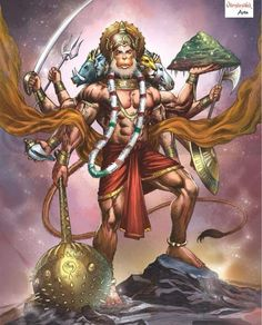 Lord Shiva as Nataraj in creative art painting Hanuman Photos, Hanuman Images, Lord Krishna Images, Hanuman Ji Wallpapers, Lord Vishnu Wallpapers, Shri Ram Wallpaper, Shiva Tandav, Hanuman Chalisa, Durga