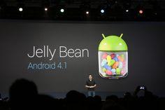 O mais novo sistema android.