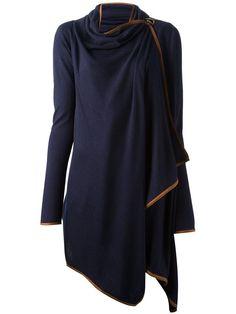 Ralph Lauren Blue Label Wrap Cardigan - classy, beautiful and comfortable!