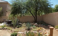 The Society of Real Estate Appraisers believes that landscaping increases the appeal of a residential property.