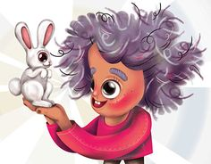 Wacom Intuos, New Work, Digital Art, Illustration Art, Character Design, Behance, Photoshop, Gallery, Children