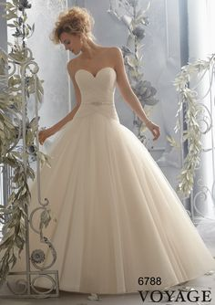 MORI LEE - Sacramento Wedding Gowns and Dresses - Best Wedding and Bridal Boutique- Princess Gown