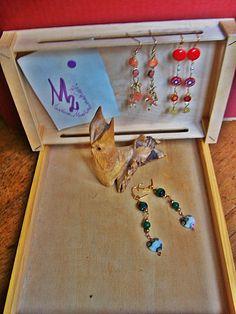MATCH EARRINGS  -   Orecchini da abbinare ad alcun i braccialetti in cotone  ... ma non necessariamente !!!   Earrings to match to any bracelets cotton ... but not necessarily !