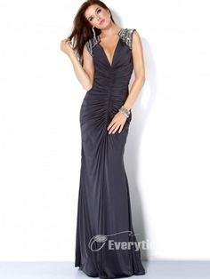 $157.99 Free Shipping Graceful Long Evening Dress/Mother of the Bride Dress