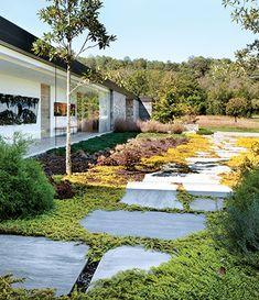 Transparencia en estado puro Luz Natural, Nashville, Stepping Stones, Exterior, Mansions, House Styles, Outdoor Decor, Projects, Home Decor