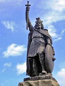 Alfred the Great - Wikipedia, the free encyclopedia- My 35th great grandfather!!
