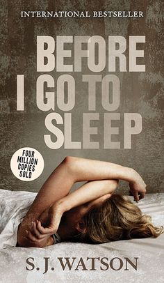 Before I Go To Sleep by S.J. Watson - This week's Featured Read is also the latest HCC Fan Choice pick! Check our Facebook page for details. Before I Go to Sleep is the gripping story of a woman who wakes up every day with no idea who she is, or who she can trust...
